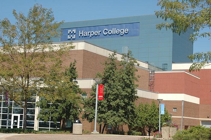 Harper College Palatine 30